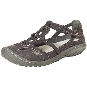 JMU by Jambu memory foam sandals size 8.5
